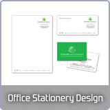 Office Stationery Design
