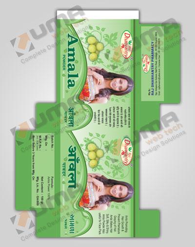 Cosmetic Packaging Design Gujarat India